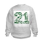 21 Guns Kids Sweatshirt