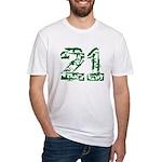 21 Guns Fitted T-Shirt