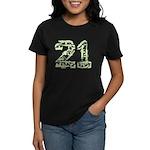 21 Guns Women's Dark T-Shirt