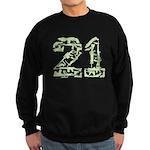 21 Guns Sweatshirt (dark)