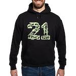 21 Guns Hoodie (dark)