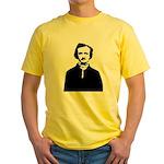 Edgar Allan Poe Yellow T-Shirt