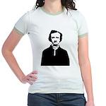 Edgar Allan Poe Jr. Ringer T-Shirt
