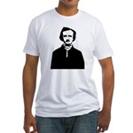 Edgar Allan Poe Fitted T-Shirt