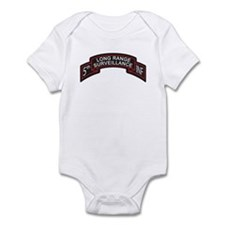 5th Infantry LRS Scroll, Clr Infant Bodysuit