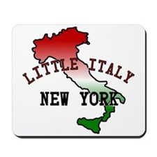 Little Italy New York Mousepad