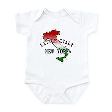 Little Italy New York Infant Bodysuit