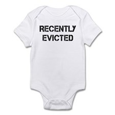 recently evicted Infant Bodysuit