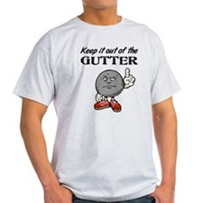 Keep It Out of the Gutter T-Shirt