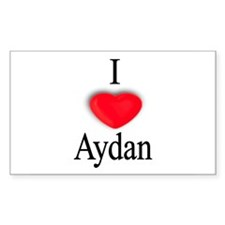 Aydan Rectangle Decal