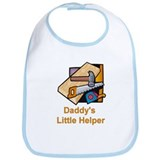 Daddy's Little Helper (Carpenter) Bib
