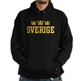 Sverige Hoodie