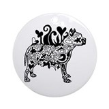 Tattoo Pit Ornament (Round)