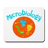 Microbiology Mousepad