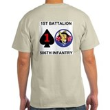 1-506th Infantry T-Shirt