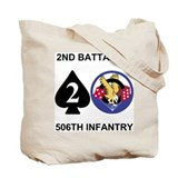 2-506th Infantry Tote Bag