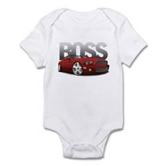 Boss Infant Bodysuit