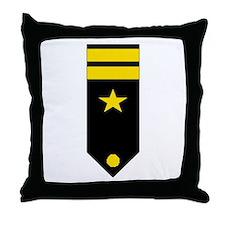 Lt. Board Throw Pillow