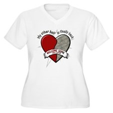 My other half is finally back T-Shirt