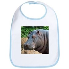 Hippo Two Bib