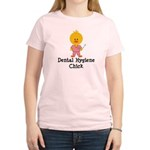 Dental Hygiene Chick Women's Light T-Shirt