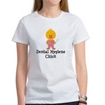 Dental Hygiene Chick Women's T-Shirt