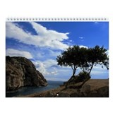 Views of Greece Wall Calendar