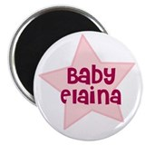 Baby Elaina Magnet