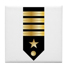 Capt. Board Tile Coaster