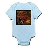 Came from the Library Infant Bodysuit