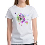 How we see space Women's T-Shirt