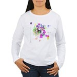 How we see space Women's Long Sleeve T-Shirt