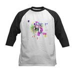 How we see space Kids Baseball Jersey