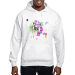 How we see space Hooded Sweatshirt