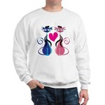 Kitty Love Sweatshirt