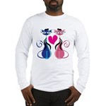 Kitty Love Long Sleeve T-Shirt