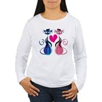 Kitty Love Women's Long Sleeve T-Shirt
