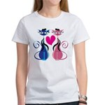 Kitty Love Women's T-Shirt