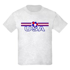 USA Horizon design T-Shirt