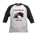 Land Rover Traitor Kids Baseball Jersey