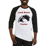 Land Rover Traitor Baseball Jersey