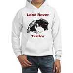 Land Rover Traitor Hooded Sweatshirt