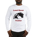 Land Rover Traitor Long Sleeve T-Shirt