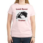Land Rover Traitor Women's Light T-Shirt