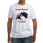 Land Rover Traitor Fitted T-Shirt