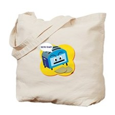 You're Toast! Tote Bag