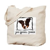 Jack Russell terrier Tote Bag