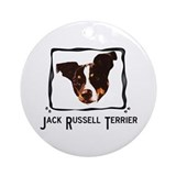 jrt tri color Ornament (Round)