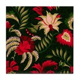 Holiday Splendor Tile Coaster