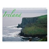 Ireland Wall Calendar